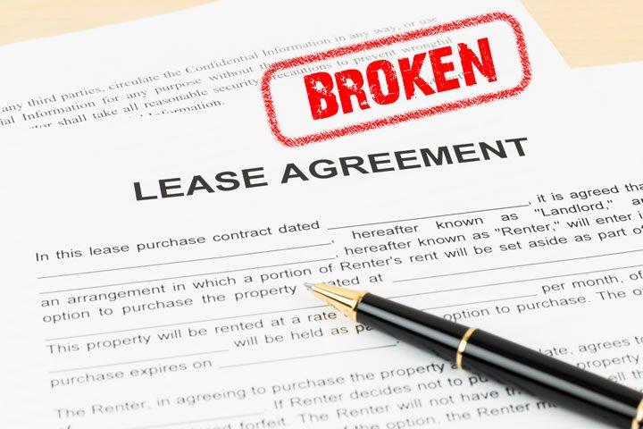 Lease Agreement Broken Houston Eviction Attorney 832 381 3070