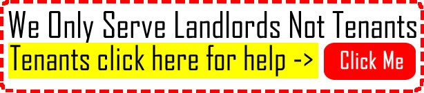 Eviction services for landlords only